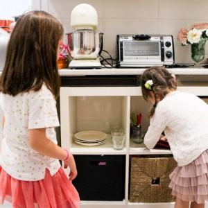 {Montessoring Nº 3} Crear un ambiente preparado según María Montessori