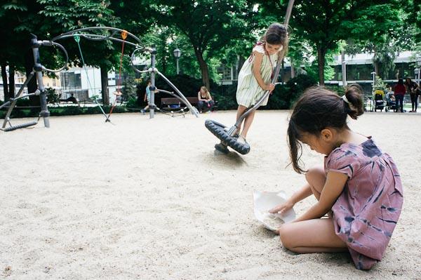 planes con niños parque El Retiro
