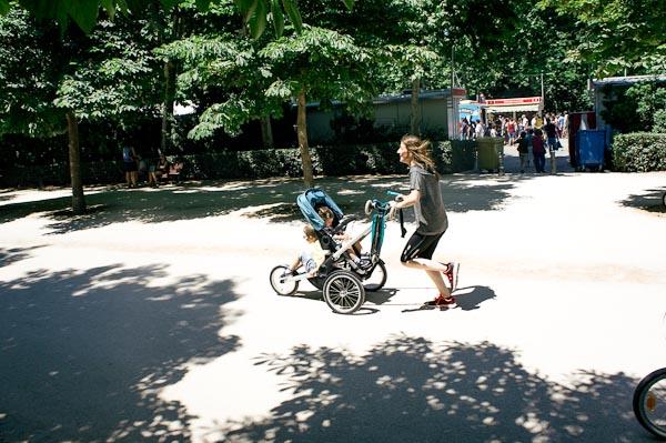 Bugaboo Runner - Correr en familia