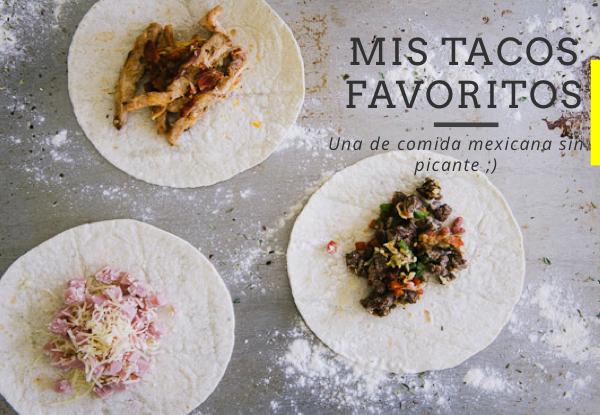 Tacos mexicanos portada