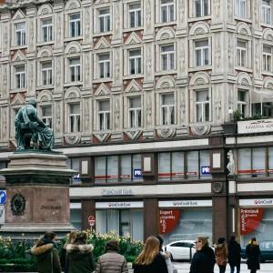 Viajes inolvidables: Praga, mi abuela y mis primas