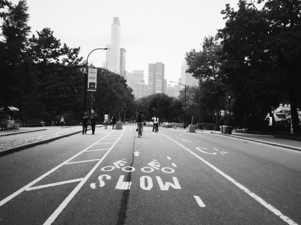 Viajar a Nueva York - Central Park en bicicleta