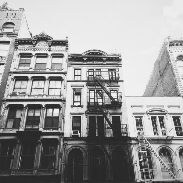 Paseos por Nueva York - Soho
