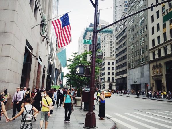Paseos por Nueva York - La 5th Avenida