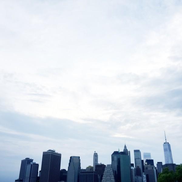 Viajar a Nueva York - Vistas Manhattan desde Brooklyn