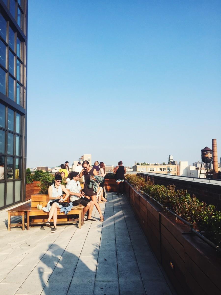 Viajar a Nueva York - Whyte Hotel en Brooklyen
