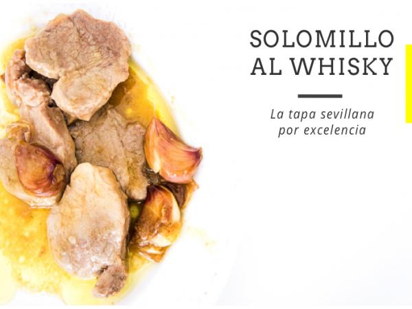 receta de solomillo al whisky
