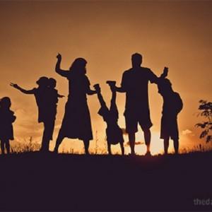 El finde está servido + familia numerosa(mente divertida)