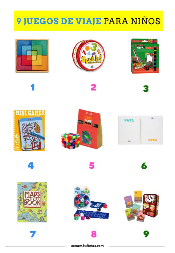 005995251b64c El finde está servido  9 Juegos de viaje para niños - Sonambulistas