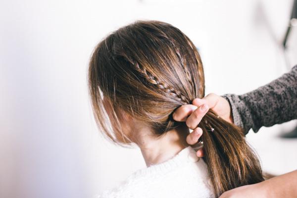 peinado facil madre