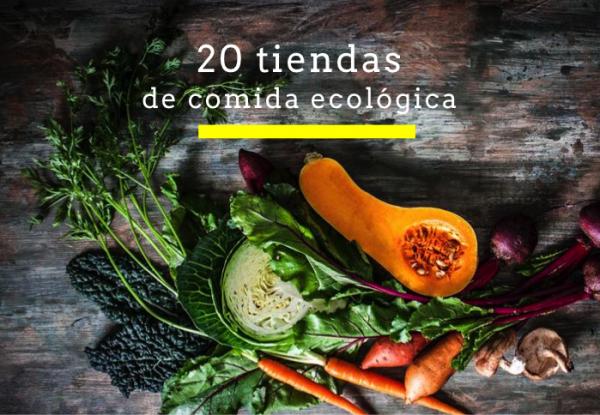 tiendas de comida ecológica