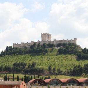 Planes con niños: visita al Castillo de Peñafiel