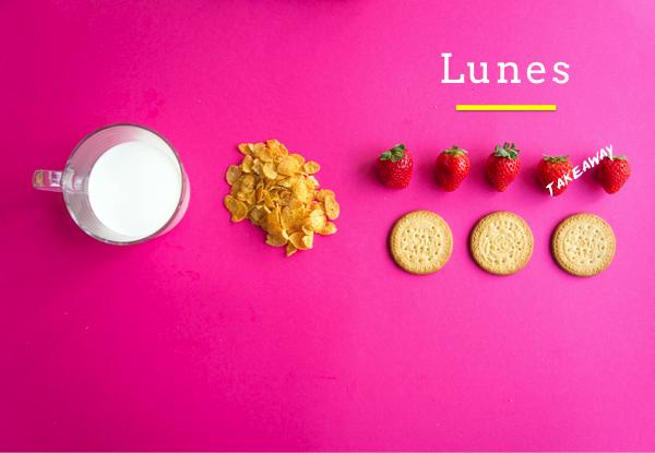 ideas de desayuno para niños