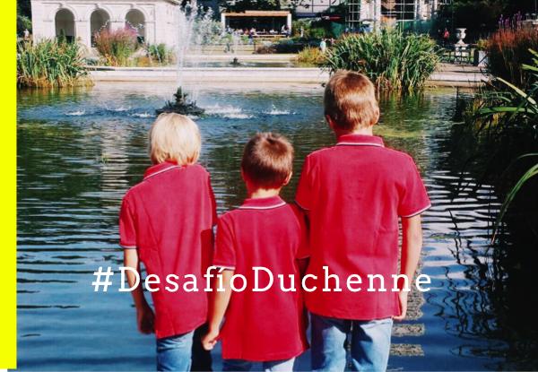 Enfermedad Duchenne Becker Distrofia Muscular