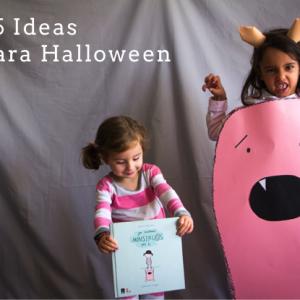 25 Ideas para Halloween