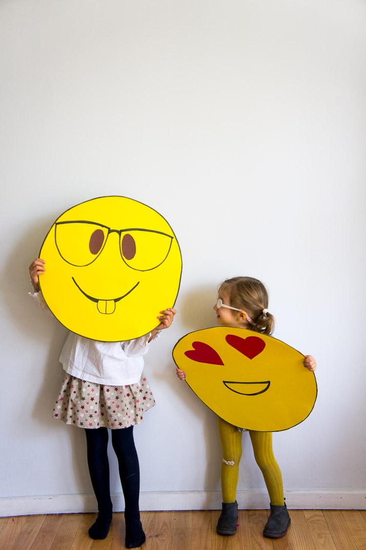 disfraz emojis
