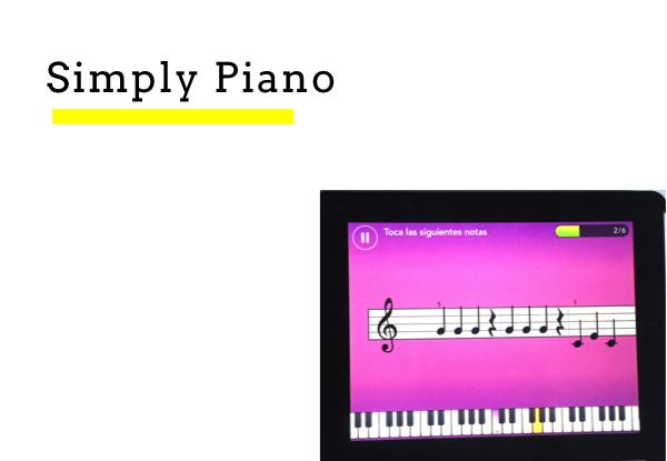 las mejores apps para aprender piano