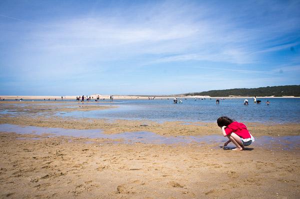 Excursiones cerca de Lisboa - Praia Lagoa de Albufeira