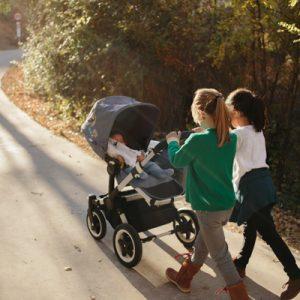 Niños y aire libre: cuanto más, mejor
