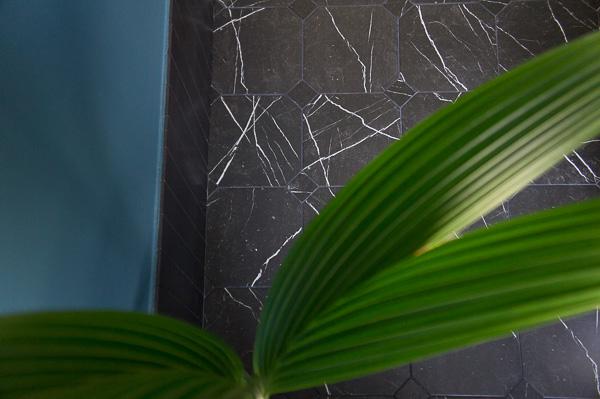 suelo azulejo octogonal marmol equipe ceramicas leroy merlin
