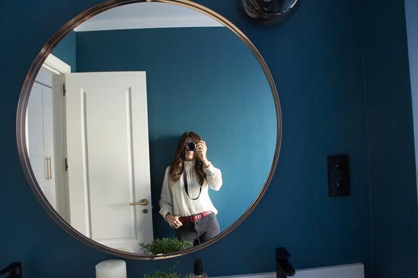 baño nimu equipo diseño pintura esmaltada esmalte azul petroleo leroy merlin