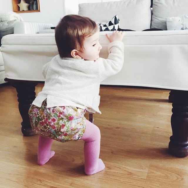 Posturas cómodas 😉 #melacomo PD: el culotte tan bonito q lleva es de @la_senoritals 🙌